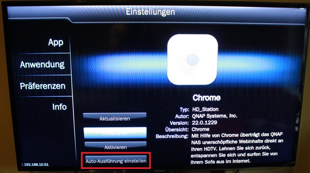 Howto: QNAP HD Station und XBMC konfigurieren -