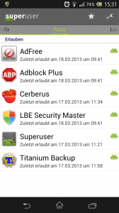 XperiaZ-Root